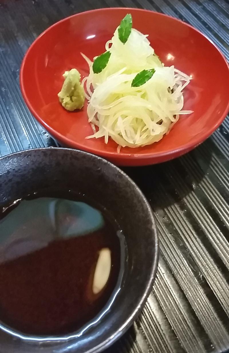 ジャガイモ素麺