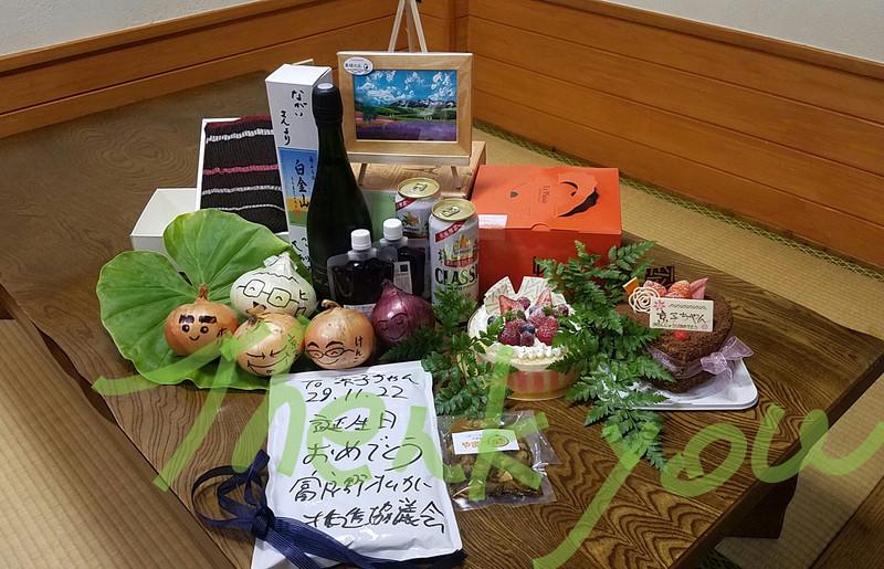 北海道メンバーありがとう。