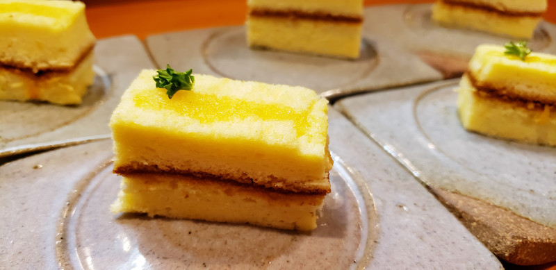 シュフォンケーキ